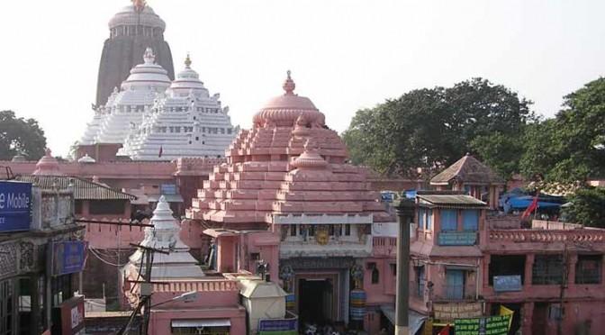 ভারতের প্রসিদ্ধ পুরীর জগন্নাথ মন্দির