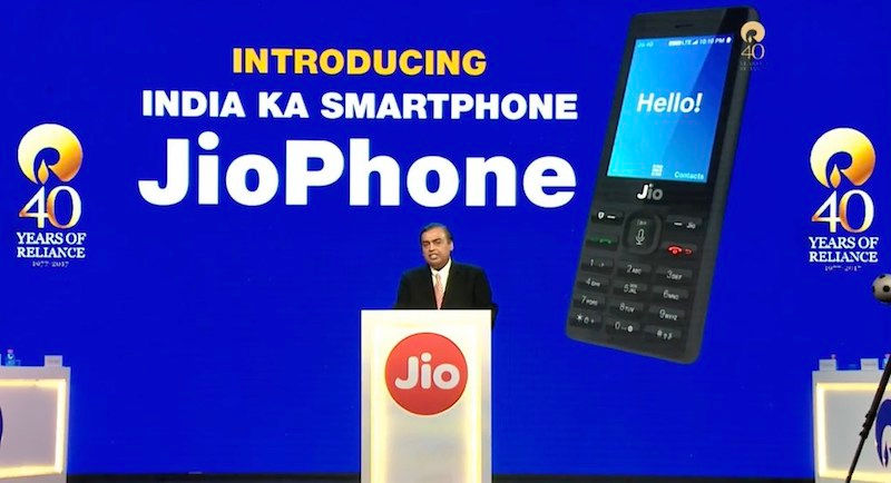 Jio-র দিওয়ালিতে বাম্পার অফার! মাত্র 699 টাকায় 4G স্মাটফোন