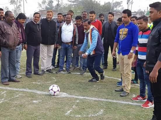 ভাঙড় মহাবিদ্যালয়ে বার্ষিক ক্রীড়া প্রতিযোগিতা