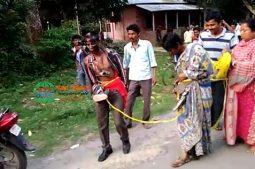 লায়লা -মজনুর অমানবিক শাস্তি, রায়গঞ্জে