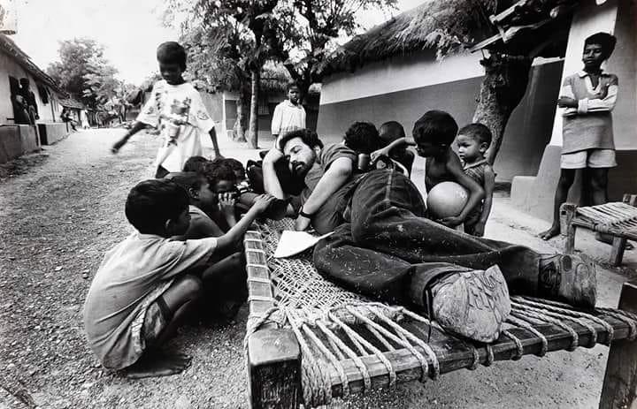 আনন্দবাজারে প্রায় তিন বছর হল কাজে ঢুকেছি, এটা নব্বইএর দশকের গোড়ার দিকের ঘটনা