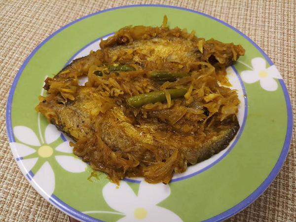 পাবদা দো পেঁয়াজা