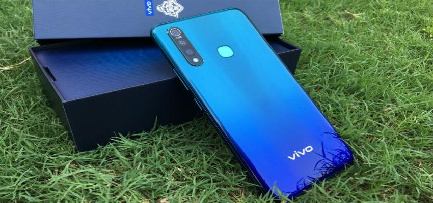 বুধবার ভারতে আসতে চলেছে তাদের আর এক নতুন ফোন Vivo Z1 Pro