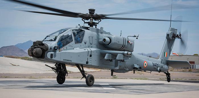 শেষমেশ ভারতের হাতে পৌঁছাল চারটি 22 AH-64E Apache হেলিকপ্টার