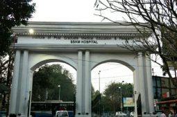 ফের রণক্ষেত্রের চেহারা নিল SSKM হাসপাতাল