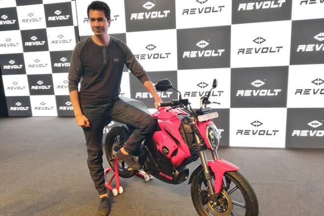 অবশেষে ভারতীয় বাজারে এসে পৌঁছল Revolt RV 400