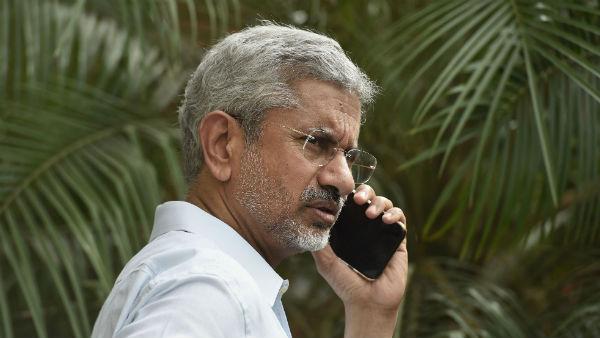 বিদেশমন্ত্রীর মন্ত্রী (ইএএম) ডঃ সুব্রাহ্মণ্যম জাইশঙ্কর বলেছেন যে পাকিস্তান-অধিকৃত কাশ্মীর (পিওকে) ভারতের অংশ