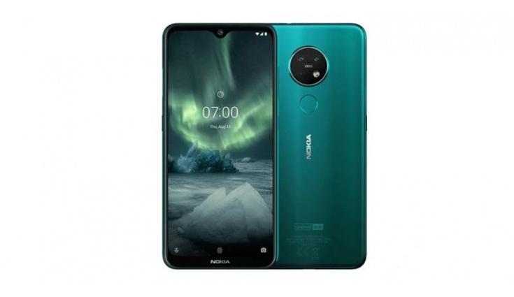 ভারতীয় বাজারে এবার Nokia লঞ্চ করেছে 7.2 মডেলের স্মাটফোন