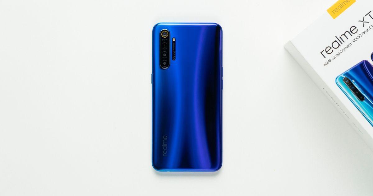 অনেক কমদামে আসছে 64mp Realme XT স্মার্টফোন