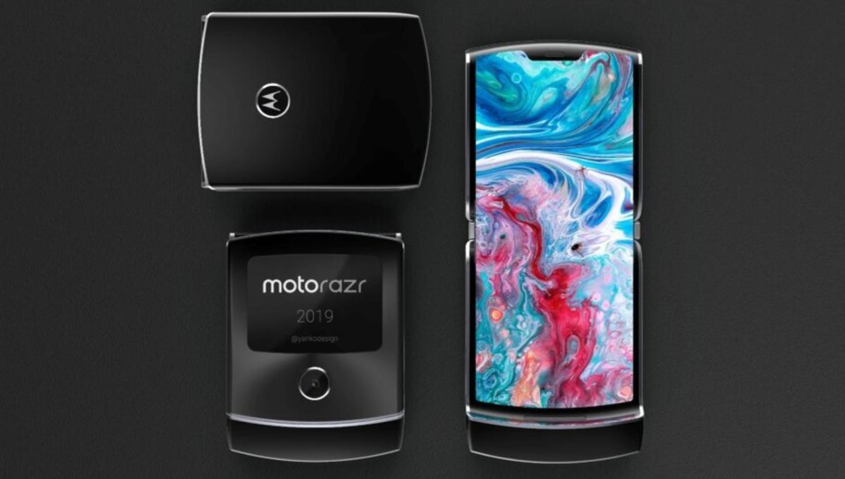 নবরূপে Motorola, নভেম্বরে আসছে Motorola Razr ফোল্ডেবেল স্মার্টফোন