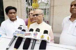 """""""পশ্চিমবঙ্গের গণতান্ত্রিক অধিকার কেড়ে নেওয়ার চক্রান্ত করছে বর্তমান রাজ্য সরকার""""-প্রদীপ"""