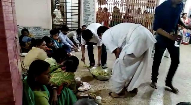 নেতাজির জন্মদিনে ভারত সেবাশ্রম সংঘের অনুষ্ঠানে আমন্ত্রিত শতাধিক দৃষ্টিহীন