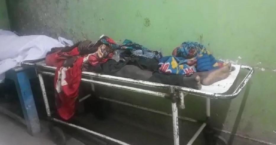 পশ্চিম মেদিনীপুর আনন্দপুর এলাকায় হাতির হানায় এক ব্যক্তির মৃত্যু
