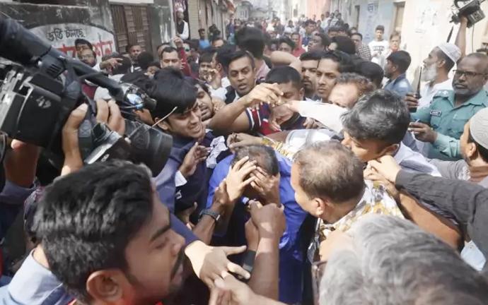 বাংলাদেশে সিটি নির্বাচন: তাবিথের প্রচারে হামলা