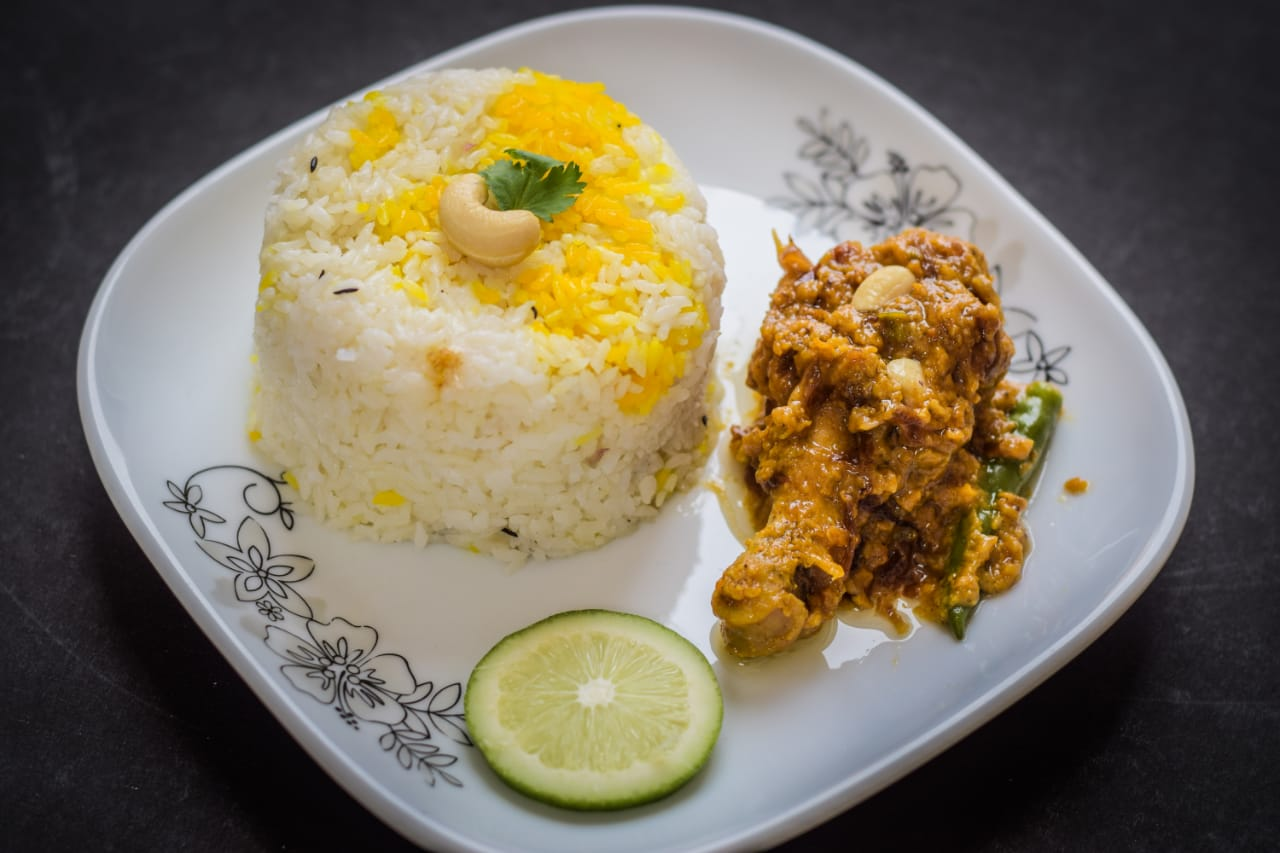 """সাবরিনার রান্নাঘর – """"কাজু বাদামের পোলাও ও মালাই রোস্ট"""""""