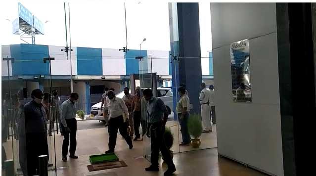 ঘূর্ণিঝড় আম্পানের ক্ষয়ক্ষতি নিয়ে আলোচনা করতে কেন্দ্রের পাঠানো পর্যবেক্ষক দলের সদস্যরা নবান্নে