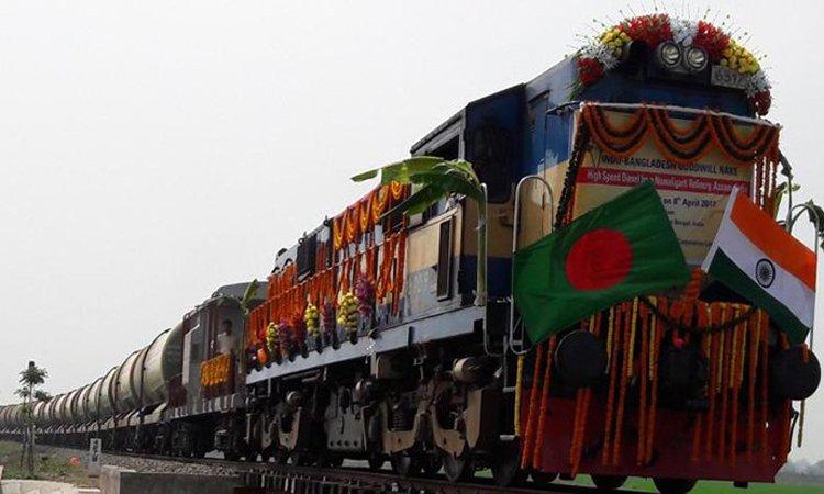 পণ্যবাহী ট্রেন চলাচলে রেকর্ড বাংলাদেশ-ভারতের মধ্যে