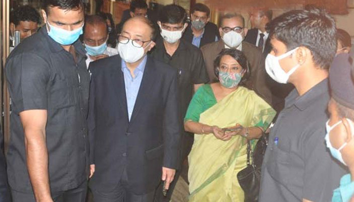 ভারতের করোনা ভ্যাকসিনে বাংলাদেশের অগ্রাধিকার : শ্রিংলা