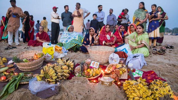 কেএমডিএর আবেদন খারিজ, সরোবরে নয় ছট পুজো
