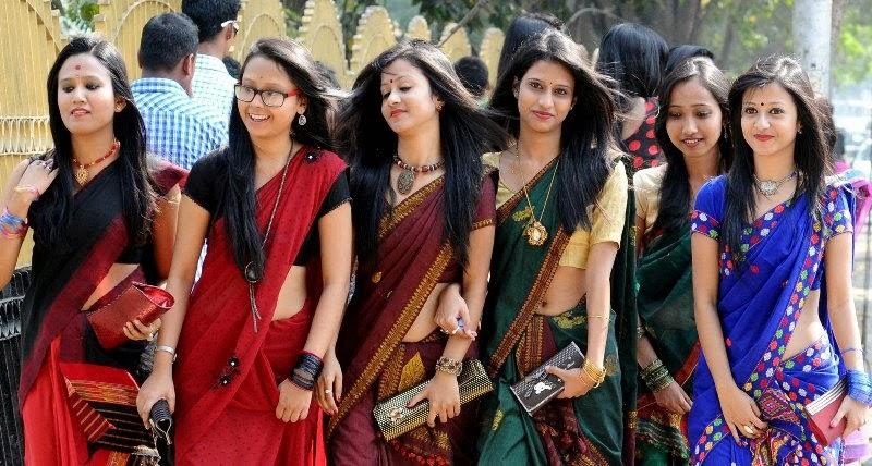 বসন্ত পঞ্চমী মানেই বাঙালির ভালবাসার দিন