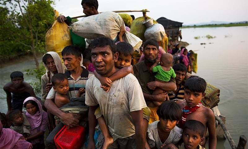 সাগরে ভাসছে বাংলাদেশে আশ্রিত রোহিঙ্গারা: জাতি সংঘের উদ্ভেগ